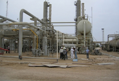 Kharg Onshore processing plants de-bottlenecking and FEED package preparation
